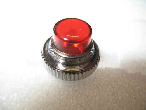 red cap for control lamp of indicator V7 700 - V750Special - 850GT/California, 500 Falcone