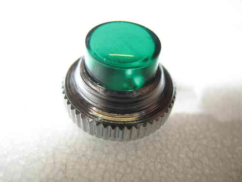 green cap for control lamp of indicator V7 700 - V750Special - 850GT/California, 500 Falcone