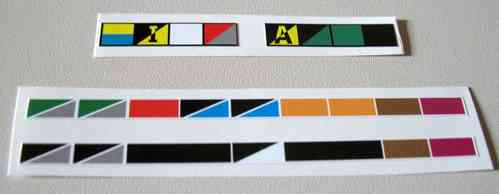 Color code fuse box - Header